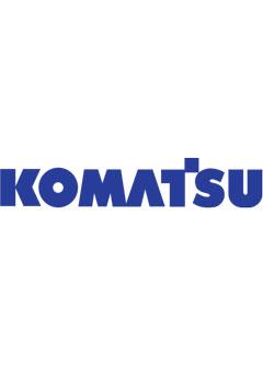 Máy xúc lật Komatsu